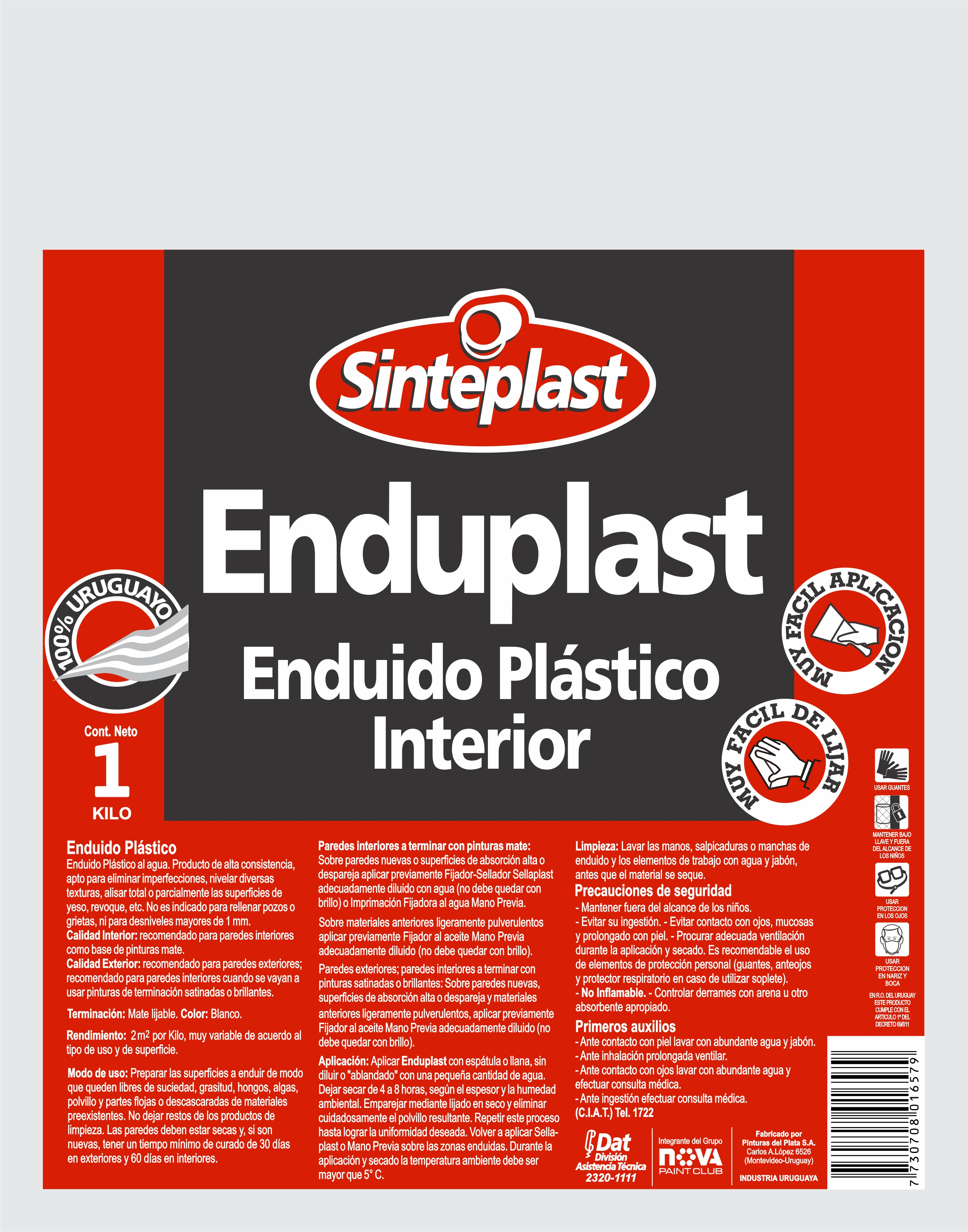 ENDUPLAST INTERIOR
